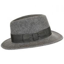 Robin Wool LiteFelt Fedora Hat alternate view 8