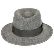 Robin Wool LiteFelt Fedora Hat alternate view 23