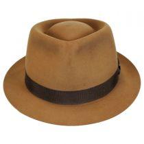 Duffy II Superior Fur Felt Trilby Fedora Hat alternate view 2