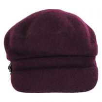 Crystal Wool Cap in