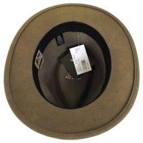 Sturges Wool LiteFelt Fedora Hat in