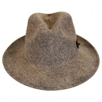 Boley Wool LiteFelt Fedora Hat alternate view 12