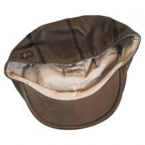Glasby Lambskin Leather Ivy Cap alternate view 12