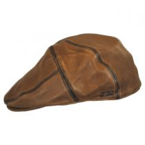 Glasby Lambskin Leather Ivy Cap alternate view 7