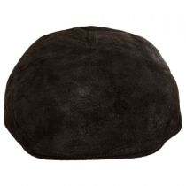 Lazar Suede Leather Ivy Cap alternate view 6