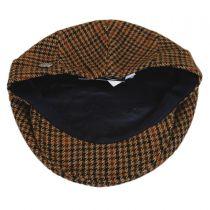 Lord Houndstooth Tweed Wool Blend Ivy Cap alternate view 8