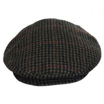 Lord Houndstooth Tweed Wool Blend Ivy Cap alternate view 10