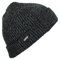 Reflective Knit Beanie Hat in