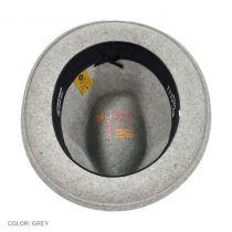 San Marino Stingy Brim Fedora Hat