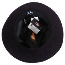 Flume Velour Fur Felt Fedora Hat alternate view 16