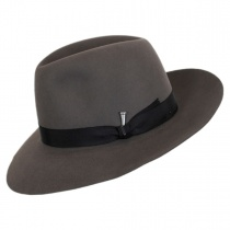 Ralat Superior Fur Felt Fedora Hat in