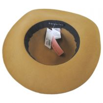 Hayden Wool Felt Floppy Hat in