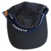 Check FlexFit Baseball Cap in