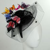 Butterfly Fascinator Headband alternate view 2