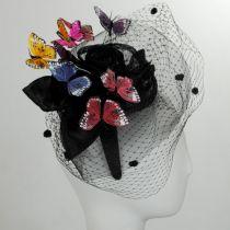 Butterfly Fascinator Headband alternate view 4