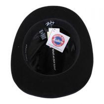 Godfather Heritage Wool Felt Hat in