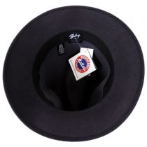 Hereford Elite Wool Felt Fedora Hat in