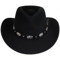 Tombstone Wool Felt Cowboy Hat alternate view 2