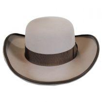 Commodore II Wool Felt Western Hat in