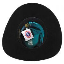 Ellsworth Wool Felt Western Hat alternate view 4