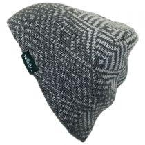 Geo Knit Beanie Hat in