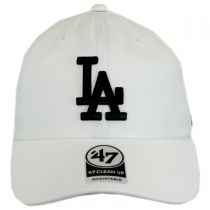 Los Angeles Dodgers MLB Trackster Clean Up Adjustable Baseball Cap in