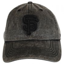 San Francisco Giants MLB Caliper Clean Up Strapback Baseball Cap Dad Hat alternate view 2