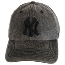 New York Yankees MLB Caliper Clean Up Strapback Baseball Cap Dad Hat alternate view 2