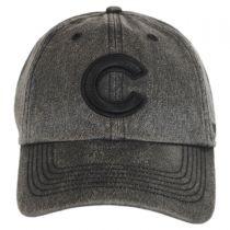 Chicago Cubs MLB Caliper Clean Up Strapback Baseball Cap Dad Hat alternate view 2