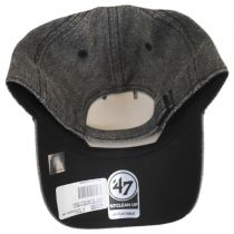 Golden State Warriors NBA Caliper Clean Up Strapback Baseball Cap Dad Hat in
