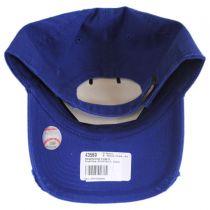 Los Angeles Dodgers MLB Ridge Clean Up Strapback Baseball Cap Dad Hat alternate view 4