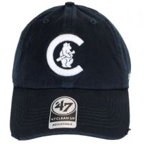 Chicago Cubs MLB Cooperstown Ridge Clean Up Strapback Baseball Cap Dad Hat in