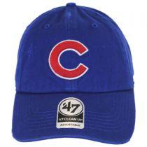 Chicago Cubs MLB Ridge Clean Up Strapback Baseball Cap Dad Hat alternate view 2