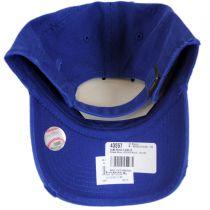 Chicago Cubs MLB Ridge Clean Up Strapback Baseball Cap Dad Hat alternate view 4