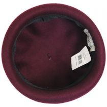 Simone Wool Beret alternate view 3