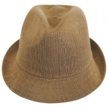 Arnie Bamboo Crushable Trilby Fedora Hat alternate view 6