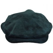 Italian Suede Leather Ivy Cap alternate view 10