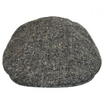 Flint Tweed Wool Ivy Cap in