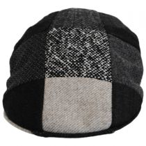 Patchwork Wool Ascot Cap alternate view 6