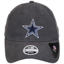 Dallas Cowboys NFL Slouch 9Twenty Strapback Baseball Cap Dad Hat alternate view 2