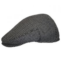 Houndstooth Wool Ivy Cap alternate view 3