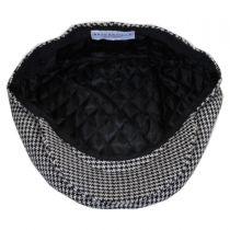 Houndstooth Wool Ivy Cap alternate view 4