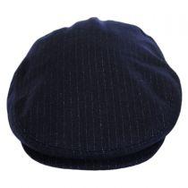 Pinstripe Wool Ivy Cap alternate view 10