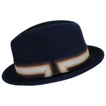 Goldring Wool LiteFelt Trilby Fedora Hat in