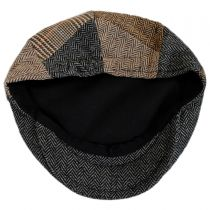 Kids' Herringbone Patchwork Ivy Cap in