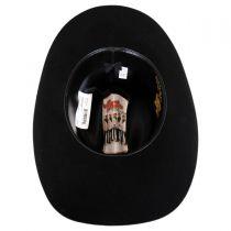 Norte 5X Fur Felt Cattleman Western Hat - Made to Order alternate view 24