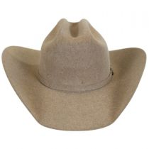 Legend 5X Fur Felt Cattleman Western Hat - Made to Order alternate view 10