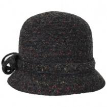 Ella Wool Blend Cloche Hat alternate view 2