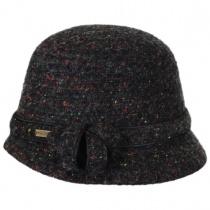 Ella Wool Blend Cloche Hat alternate view 3