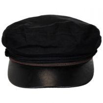 Cotton Canvas Sailor Fiddler's Cap in